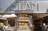 Bar und Grill Restaurant Steam