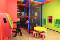Restaurant in Eibergen Holland mit Indoorspielplatz